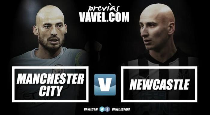 Previa Manchester City - Newcastle: Guardiola y Benítez conjuran a sus equipos para resurgir