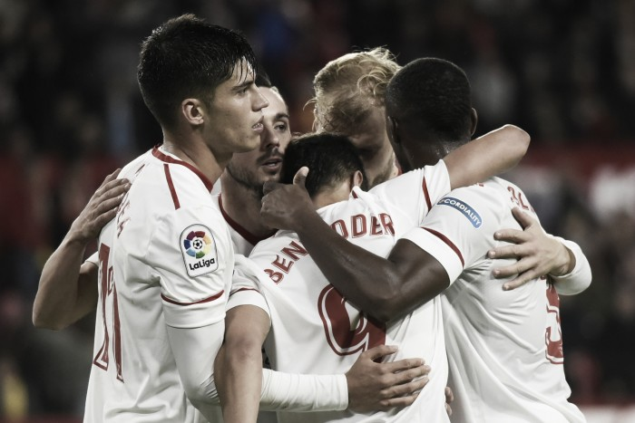 Lista de convocados del Sevilla contra el Alavés