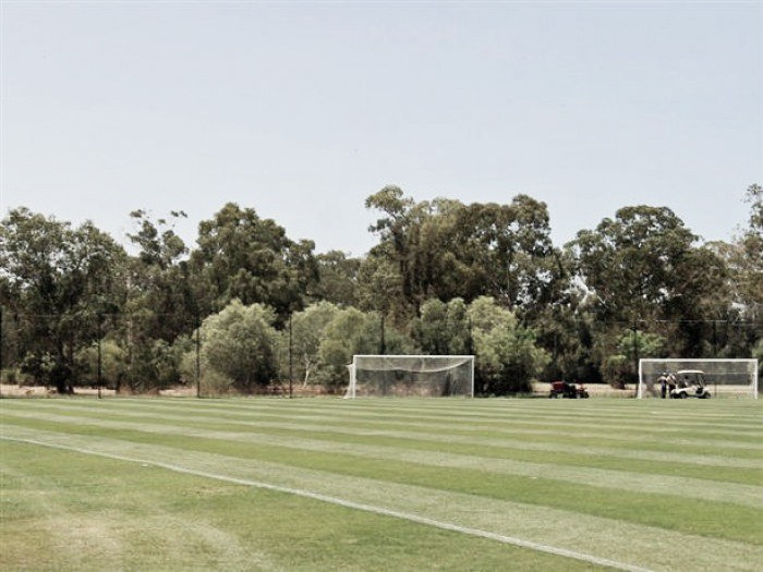 Hull City begin their Portugal training camp with some new faces