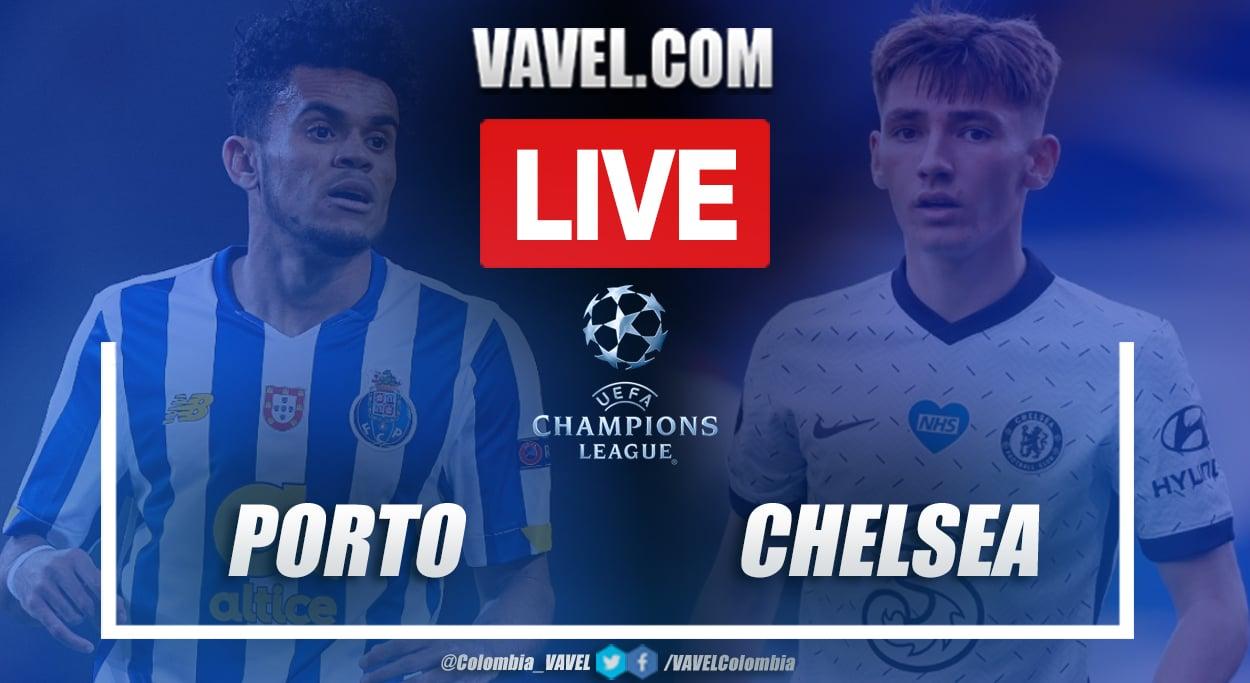 Resumen Porto vs Chelsea (0-2) en ida de cuartos de final por Champions League 2020-21
