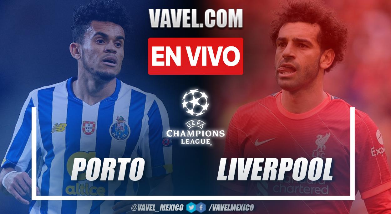 Resumen y goles: Porto 1-5 Liverpool en UEFA Champions League 2021-22