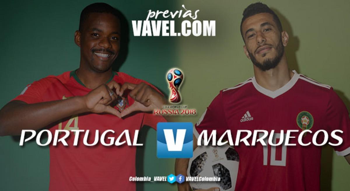 Previa Portugal vs Marruecos: Duelo de importancia para los lusos