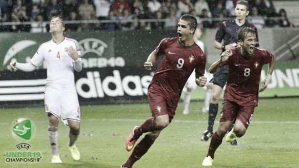 Europeo Sub-19: Portugal mete miedo y se clasifica a semis