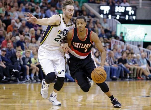 Portland Trail Blazers Hope To Take Second Straight Against Utah Jazz