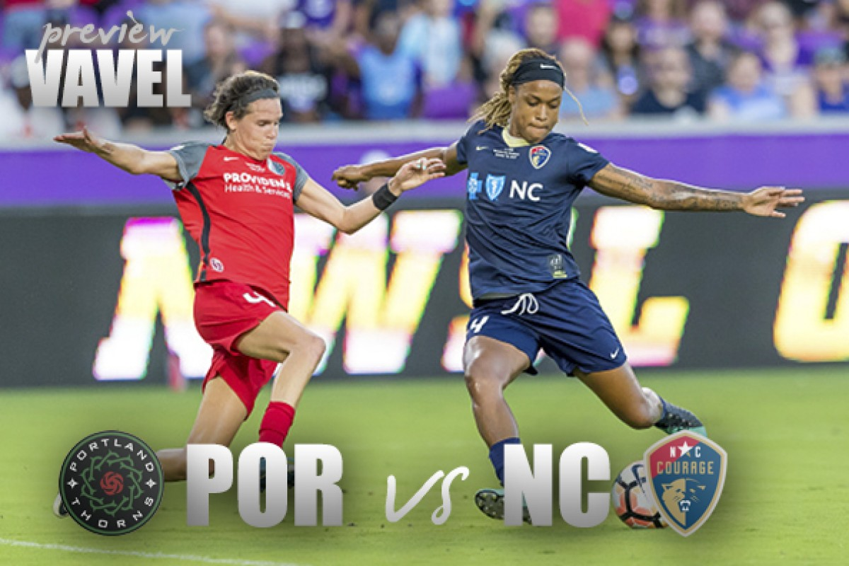 Portland Thorns FC vs North Carolina Courage preview: A 2017 NWSL Championship rematch