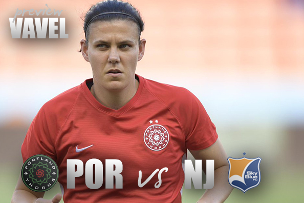 Sky Blue FC vs Portland Thorns Preview: End of the Road Trip