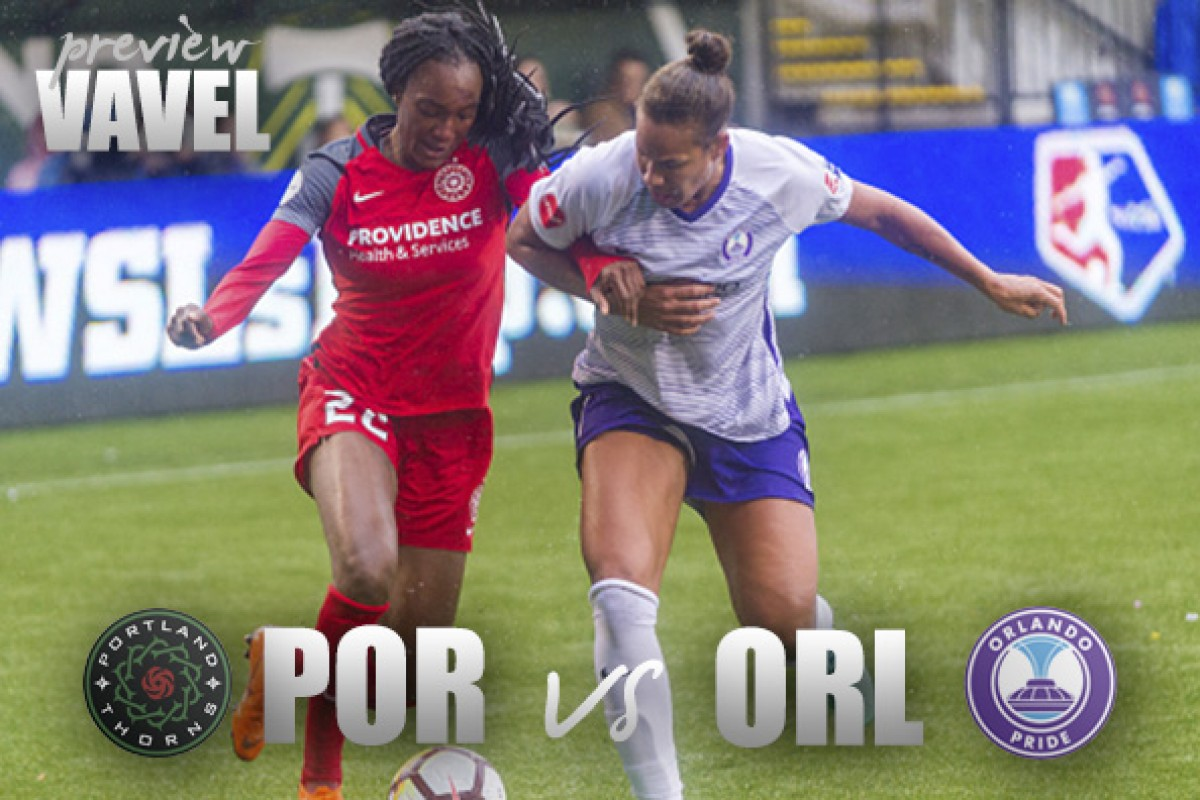 Portland Thorns FC vs Orlando Pride preview: A quick turnaround for both teams