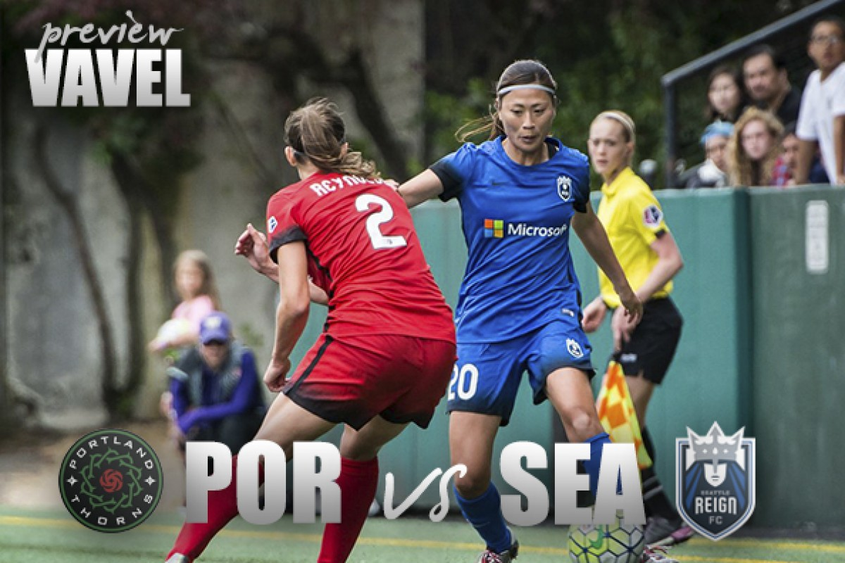 Portland Thorns FC vs Seattle Reign FC preview: Cascadia Rivalry