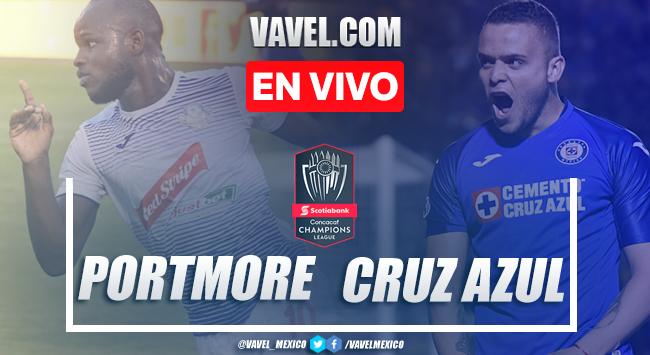 Portmore United 1-2 Cruz Azul en Liga de Campeones de la CONCACAF
