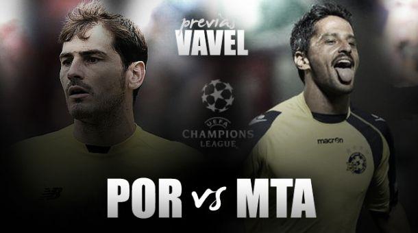 Il Porto per la conferma, il Maccabi per il rilancio