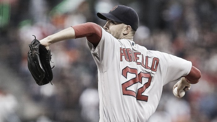 Rick Porcello, bullpen, Xande Bogaerts lift Boston Red Sox over San Francisco Giants
