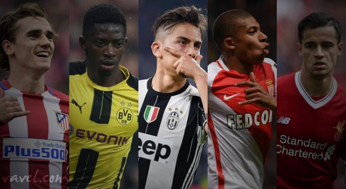 De Griezmann a Mbappé: opções do Barcelona para substituir Neymar