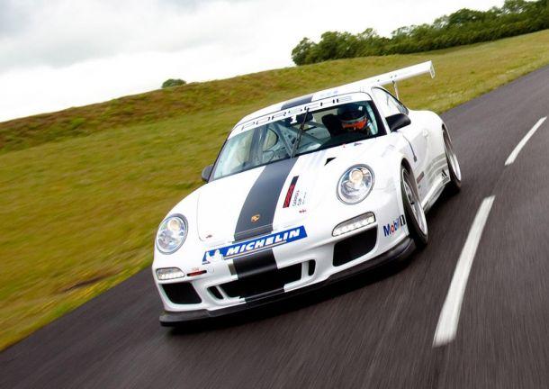 Un nuevo Porsche llega a los talleres de RMC