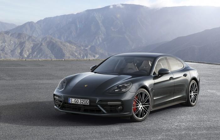 Nuevo Porsche Panamera: el deportivo entre las berlinas