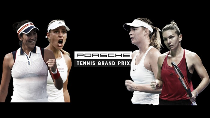 WTA Stuttgart: Former champions Kerber and Sharapova return alongside five top-10 players
