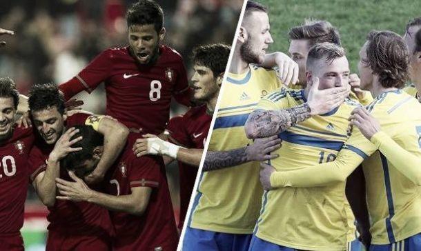 Sweden U21 vs Portugal U21 Live Score and Result European Championship Final 2015 (0-0)