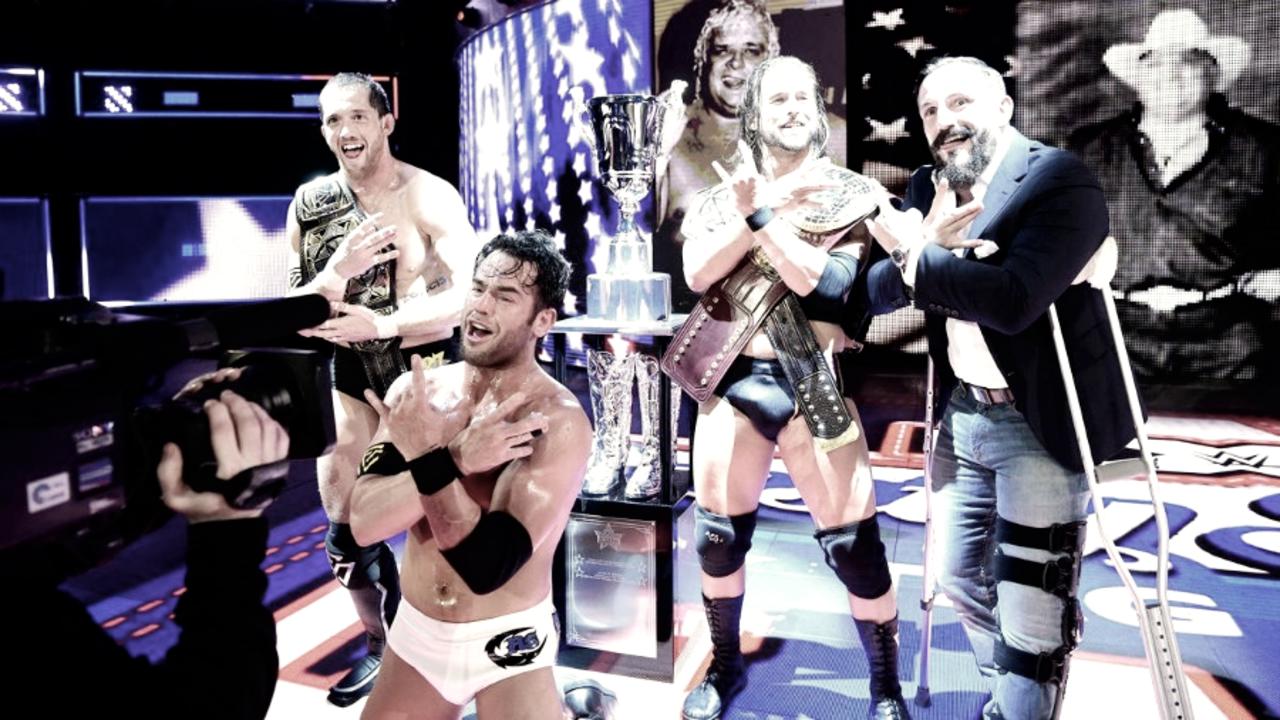 Anuario VAVEL 2018: Campeonatos por parejas de NXT: Undispiuted!