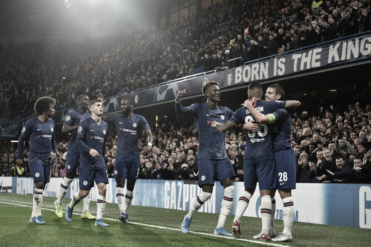 El Chelsea certifica su pase a octavos de final