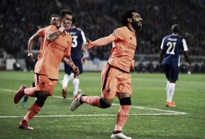 El Liverpool coge la directa hacia los cuartos de final