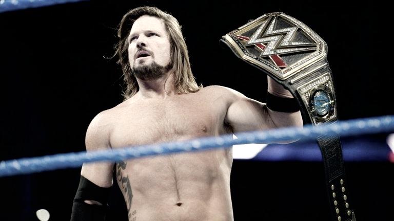 Anuario VAVEL 2018: Campeonato mundial de WWE: Un año Phenomenal