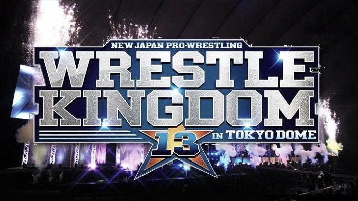 Cartelera Wrestle Kingdom 13