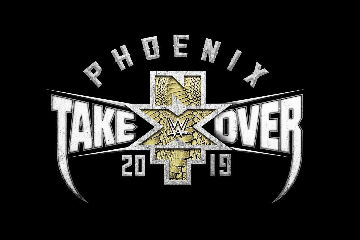 Cartelera NXT TakeOver: Phoenix