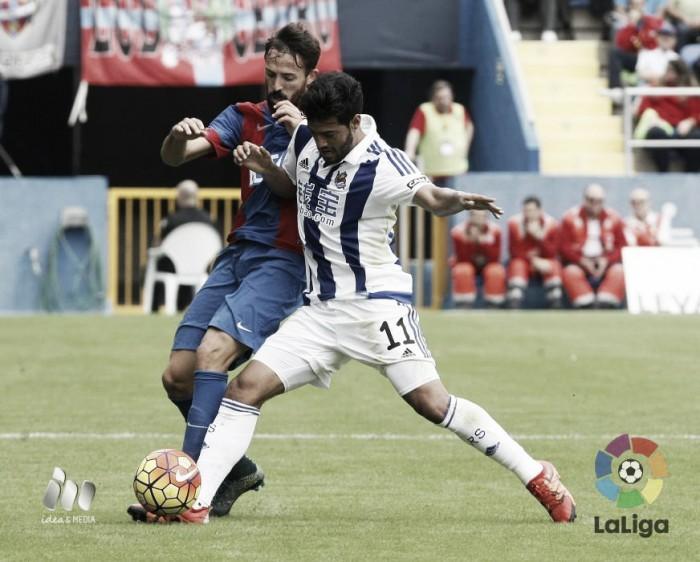 Previa Levante - Real Sociedad: llegan las rotaciones