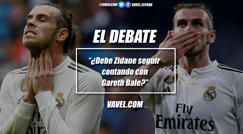 El debate: ¿debe Zidane seguir contando con Gareth Bale?