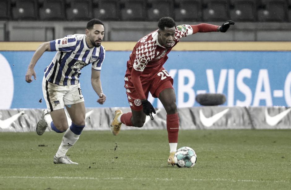 Hertha BSC y Mainz 05 igualan sin goles