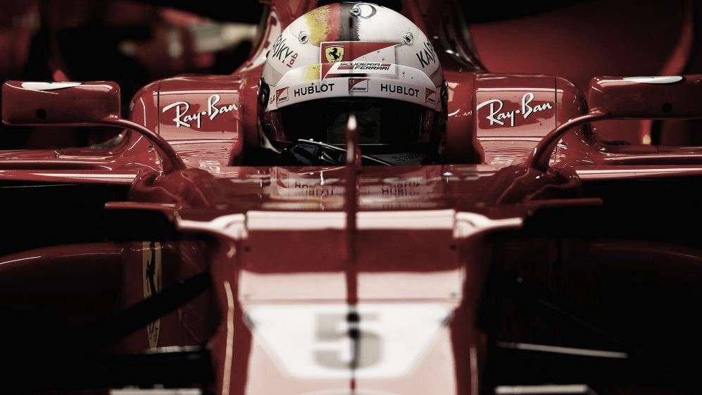 Vettel se marchará de Ferrari
