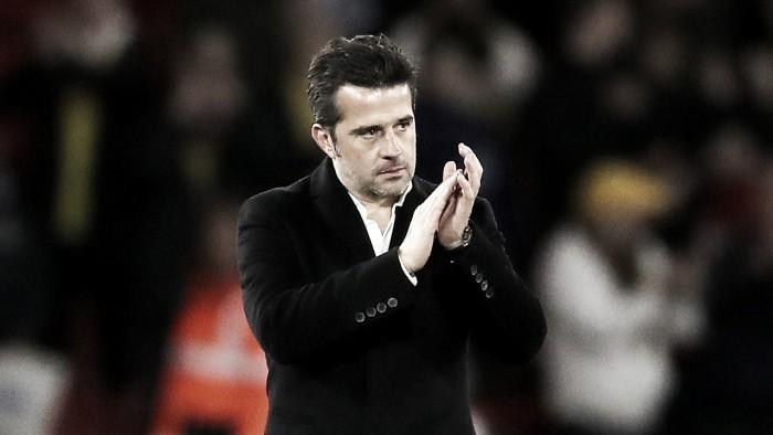 """Marco Silva: """"Entiendo que el Southampton y su entrenador no estén contentos"""""""