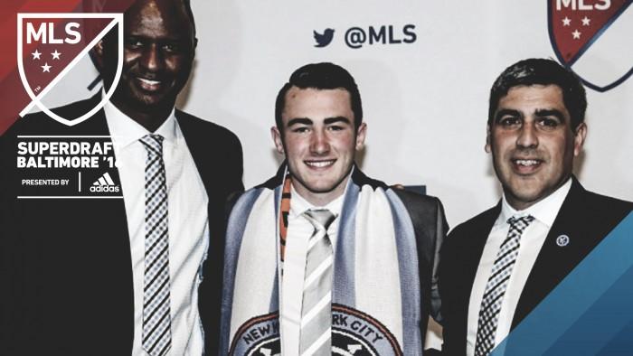 MLS SuperDraft 2016 con sorpresas y protagonistas
