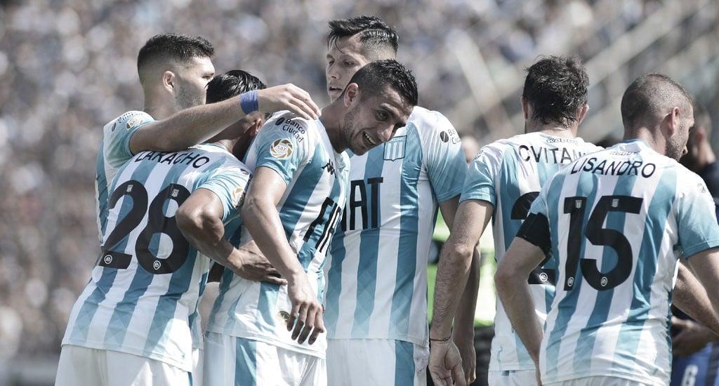 Tres puntos para Avellaneda