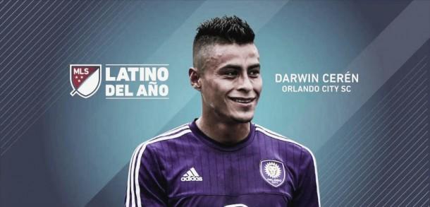 Darwin Cerén, Latino del Año 2015