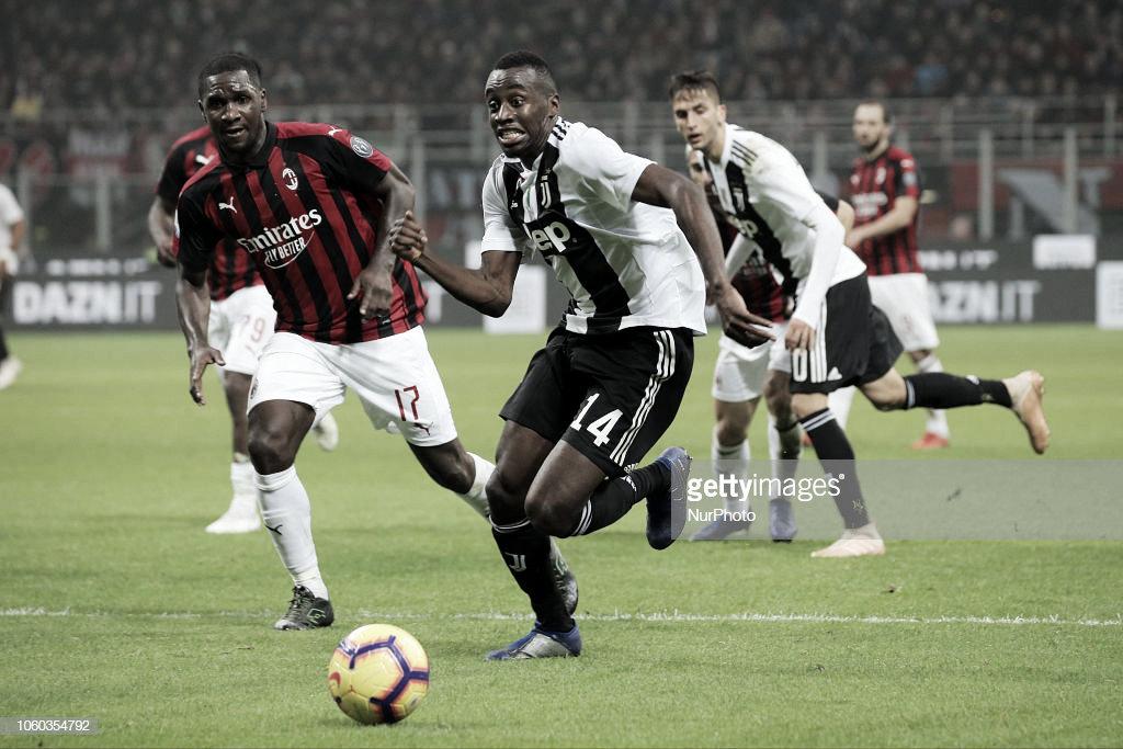 Una Juventus muy pragmática vence a un Milan muy desesperado