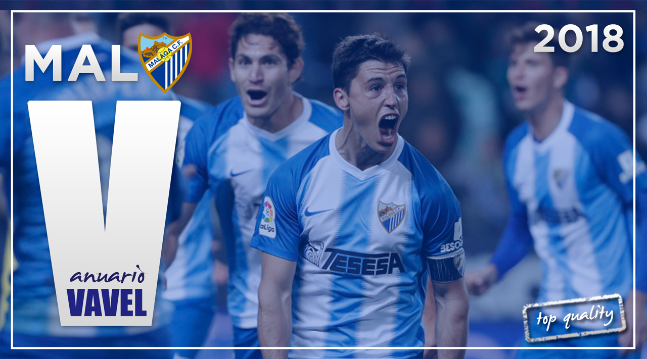 Anuario VAVEL Málaga CF 2018: de la desgracia al 'objetivo ascenso'