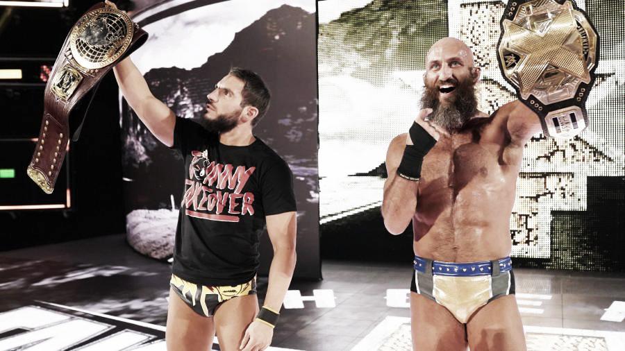 #DIY ha vuelto como los máximos campeones de NXT