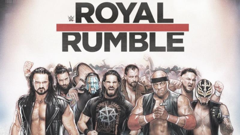 Cartelera Royal Rumble 2019