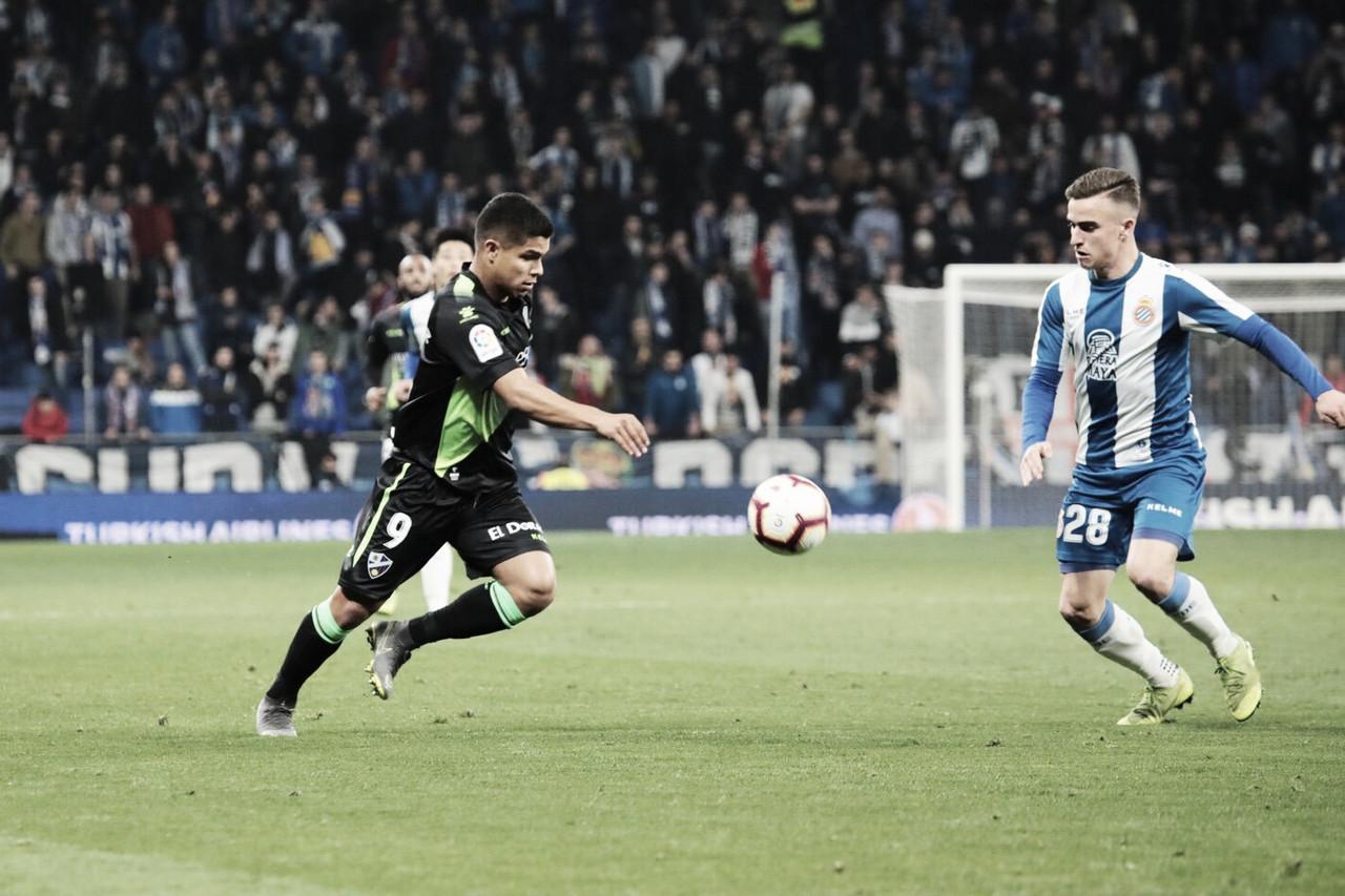 El Espanyol no pasa del empate ante el Huesca