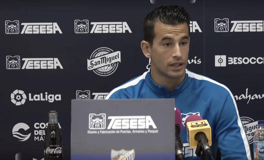 """Luis Hernández: """"El objetivo es que el Málaga esté en Primera División"""""""