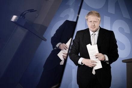 Boris Johnson, primer ministro
