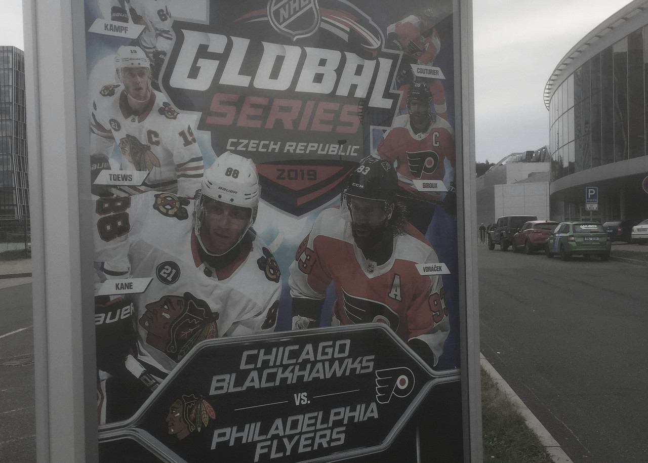 NHL VAVEL, en las Global Series 2019