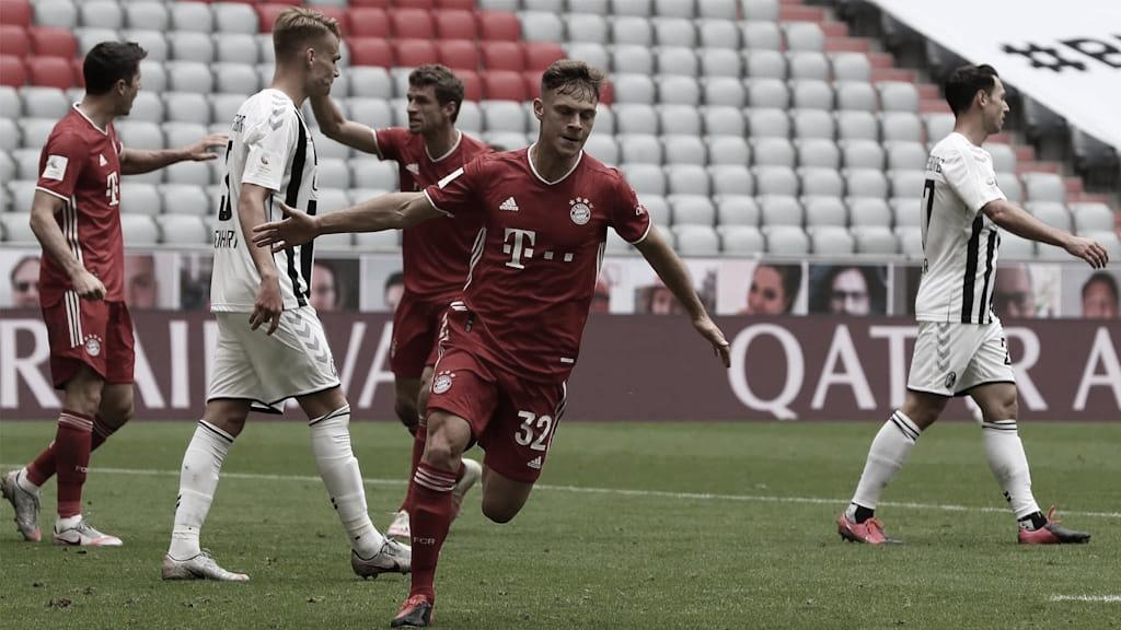 Bayern München sigue de festejos