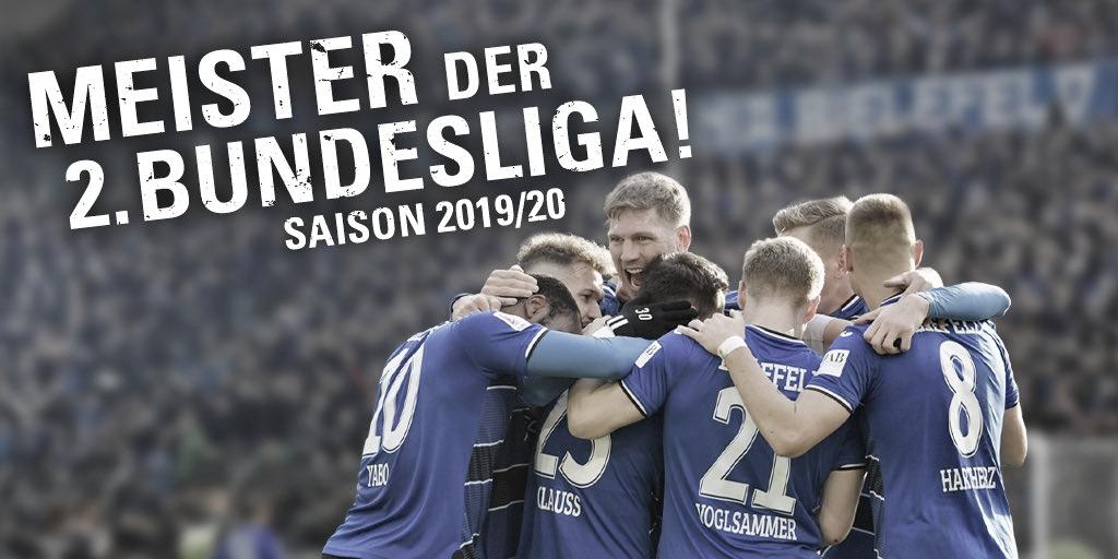 Arminia Bielefeld: La campaña del campeón (Parte 1)