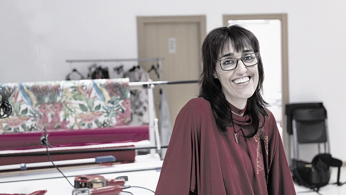 """Entrevista. Susana Escribano: """"Me gustaría que la gente apreciara más la moda española"""""""