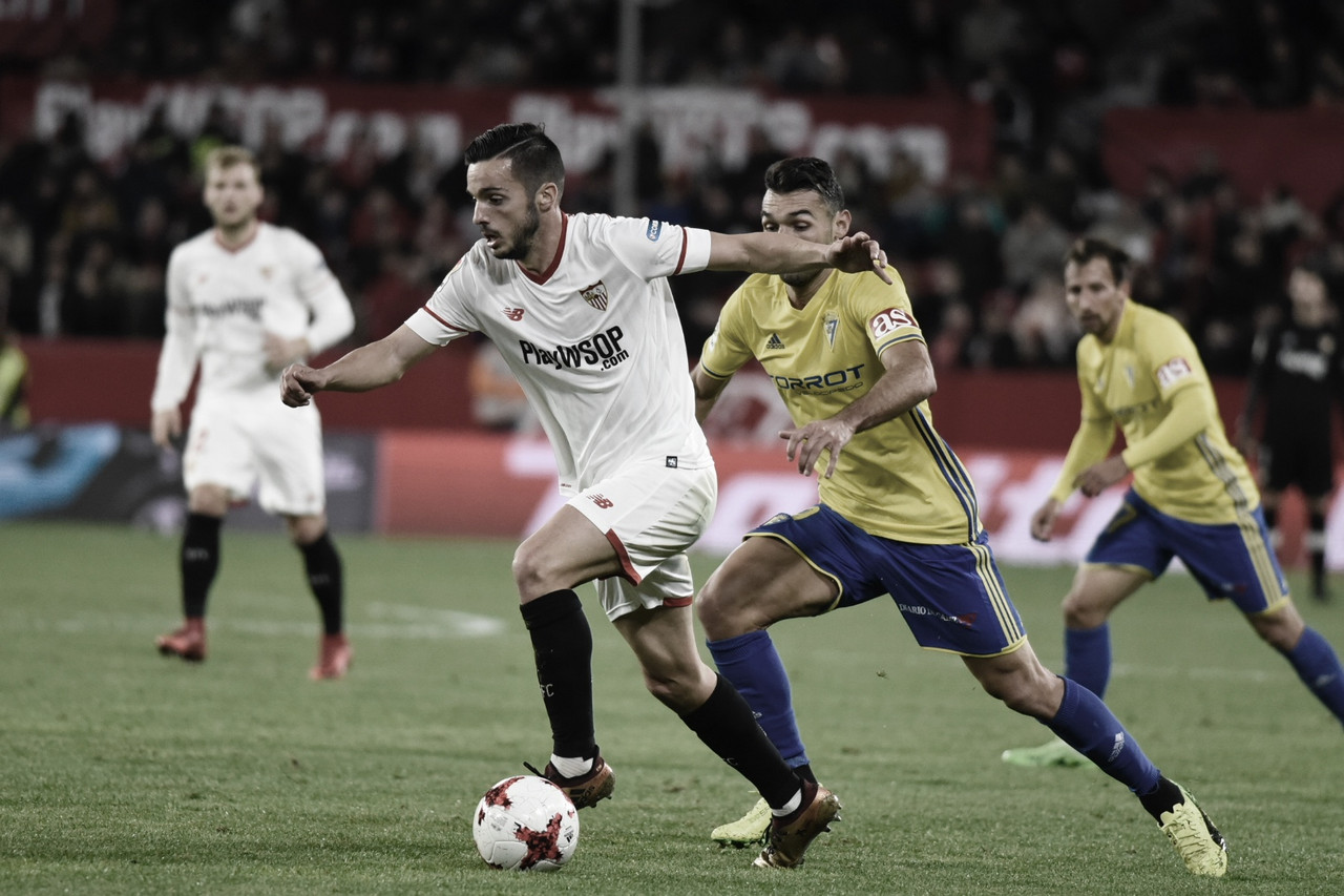 Previa: Cádiz CF vs Sevilla FC: un nuevo duelo andaluz en LaLiga