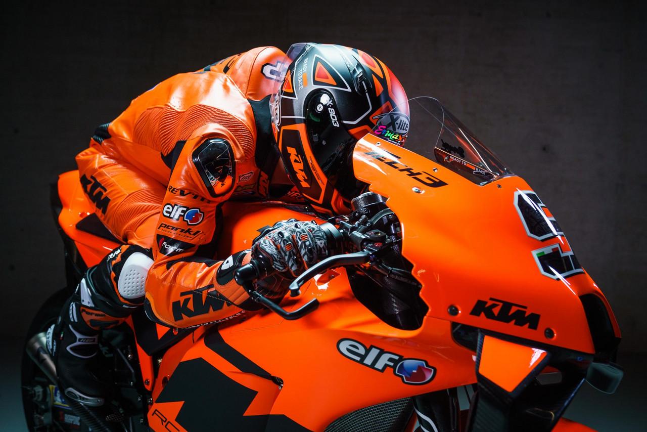 Presentaciones 2021: KTM muestra sus nuevos colores