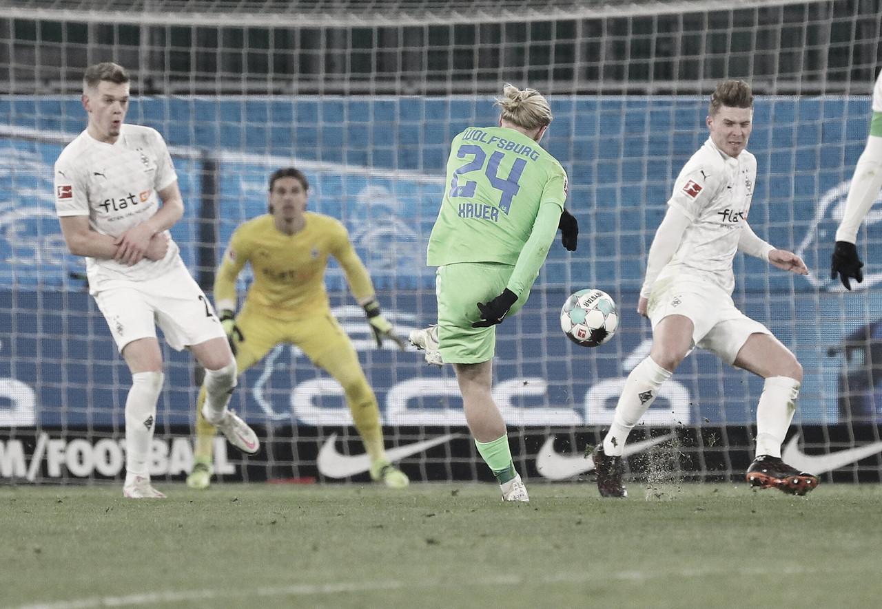 Sin goles entre VfL Wolfburg y Borussia Mönchengladbach por Bundesliga