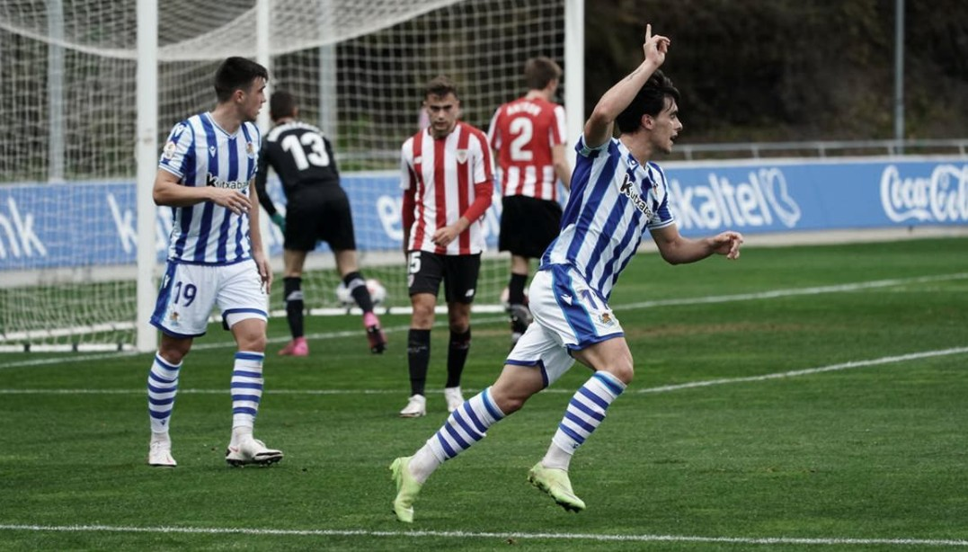 Previa Athletic B - Real Sociedad B: derbi de altura en la recta final