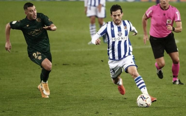 Previa SD Huesca - Real Sociedad: ganar para asegurar Europa